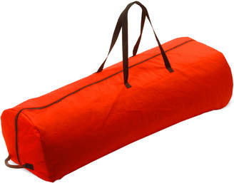 National Tree Company Red Artificial Tree Bag For 7.5' Tree With Rolling Wheels