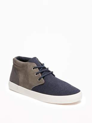 Old Navy Color-Blocked Sneakers for Boys