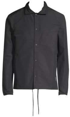 Herschel Men's Hooded Coach Jacket - Blackwood - Size XL