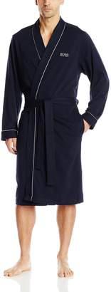 HUGO BOSS Men's Kimono Long Sleeve Robe