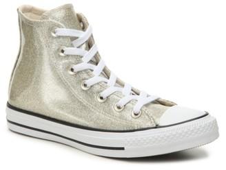Converse Chuck Taylor All Star Glitter High-Top Sneaker - Women's