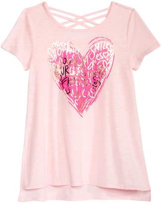 Epic Threads Big Girls Crisscross-Strap T-Shirt