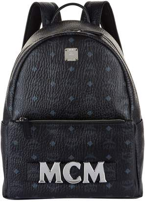 MCM Stark Logo Backpack
