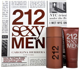 Carolina Herrera Men's 212 Sexy 2Pc Gift Set