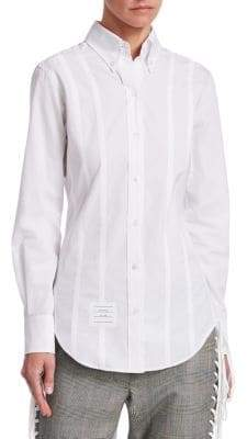 Thom Browne Button-Down Shirt