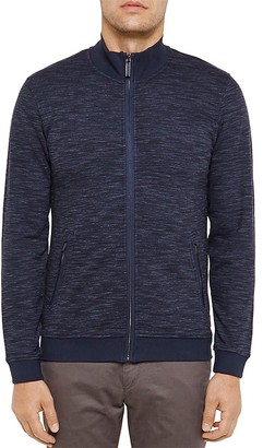 Ted Baker Zip Funnel Neck Sweater $185 thestylecure.com