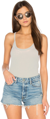 Chaser Rib T-Back Cami $46 thestylecure.com