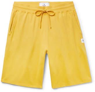 Reigning Champ Loopback Pima Cotton-Jersey Drawstring Shorts