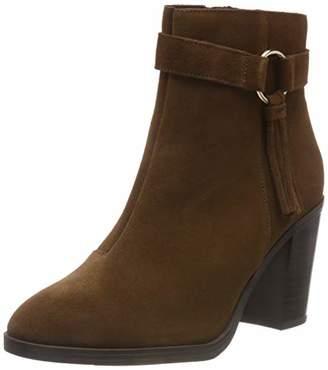 New Look Women's Wide Foot Castle Ankle Boots,4 (37 EU)