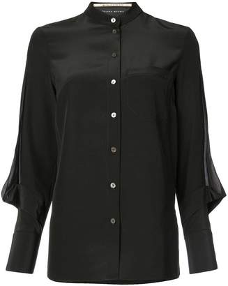 Roland Mouret button up blouse