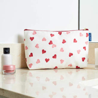 Emma Bridgewater Blue Badge Co Hearts Toiletries Bags