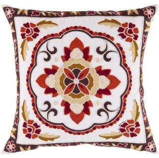 "Art of Knot Larnaca 22"" x 22"" Pillow (with Poly Fill)"