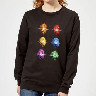 Marvel Avengers Infinity Stones Women's Sweatshirt