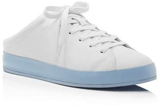 Rag & Bone Women's Rb1 Leather Sneaker Mules