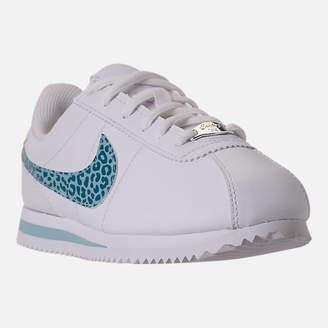 Nike Girls' Grade School Cortez Basic SL Casual Shoes