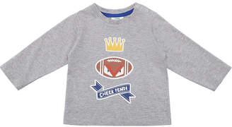 Fendi long sleeve logo T-shirt