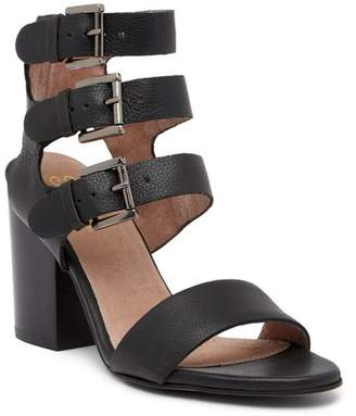 Seychelles Dilly Dally Leather Buckle Sandal