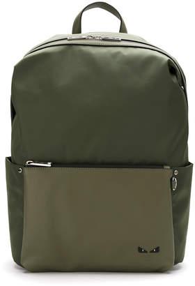 Fendi Bag Bugs-appliqué backpack