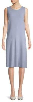 Lafayette 148 New York Jenilee Arch Sleeveless Dress