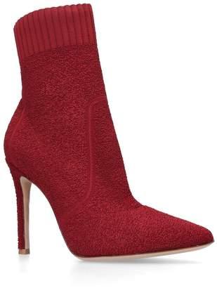 Gianvito Rossi Katie Sock Boots 105