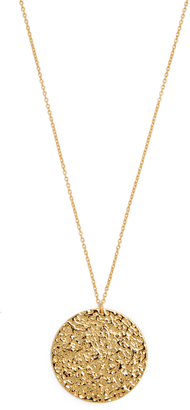 Gorjana Faye Pendant Necklace $75 thestylecure.com