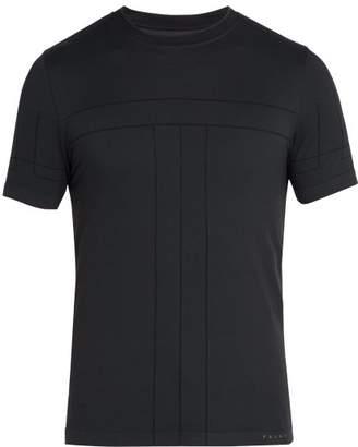 Falke Ess - Crew Neck Performance T Shirt - Mens - Black