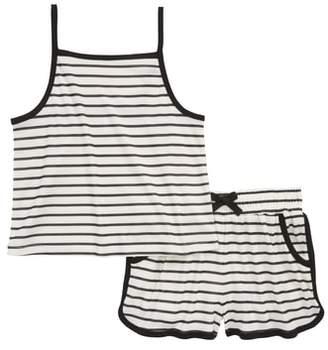 Tucker + Tate Stripe Two-Piece Pajamas Set