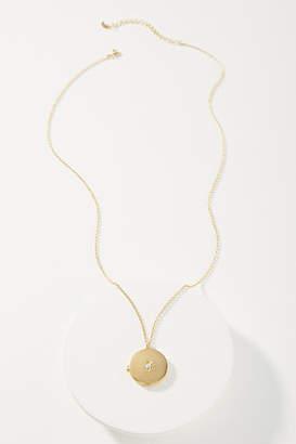Shashi Northern Star Locket Necklace