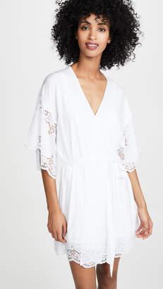Eberjey Beatrix Full Lace Robe