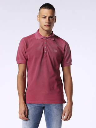 Diesel Polos 0AAPW - Red - L