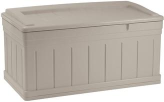 Suncast 129-Gallon Storage Box - Outdoor