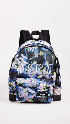 MSGM x Eastpak Backpack
