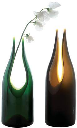 Artecnica Recycled Glass Cut Vase