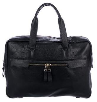 Reiss Pebbled Leather Briefcase
