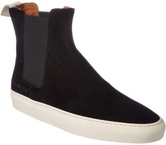 Common Projects Men's Chelsea Suede Boot