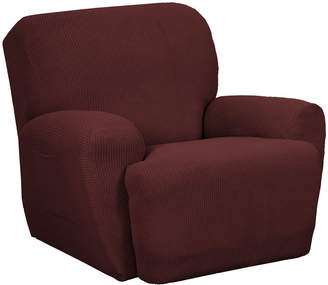 JCPenney Maytex Mills Maytex Smart Cover Reeves Stretch 3-pc. Plush Recliner Slipcover