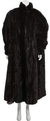 Fendi Vintage Mink Coat