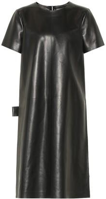 Bottega Veneta Leather dress