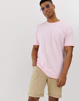 e68b1e2a8 T-shirt With Drop Shoulder Men - ShopStyle UK