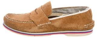 Band Of Outsiders Round-Toe Penny Loafers