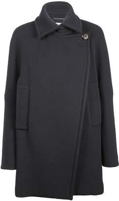 Sportmax Buttoned Coat