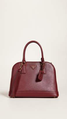 Prada What Goes Around Comes Around Saffiano Luxe Tote Bag