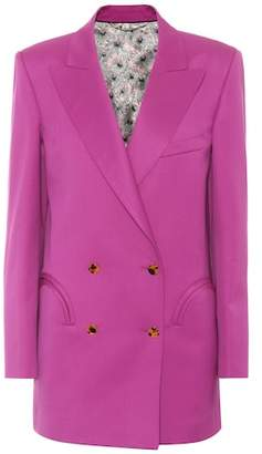 Blazé Milano Exclusive to mytheresa.com – Shamrock wool blazer