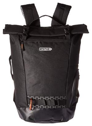 EPIC Travelgear Adventure LAB Commuter Rolltop Backpack Backpack Bags