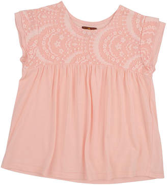 7 For All Mankind Seven 7 Lace Top