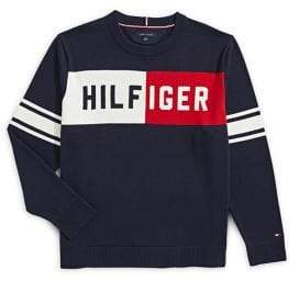 Tommy Hilfiger Graphic Cotton Sweater