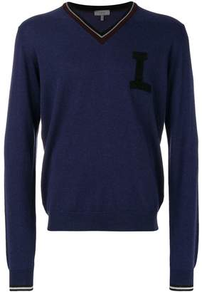 Lanvin V-neck sweater
