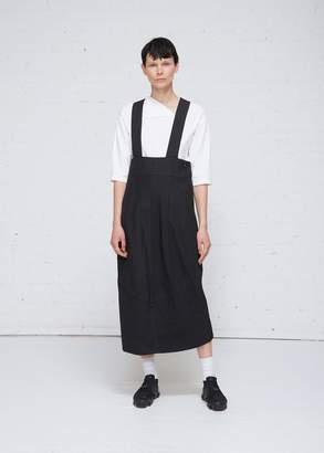 Comme des Garcons Overall Skirt