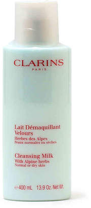 Clarins Cleansing Milk for Normal to Dry Skin - Women's