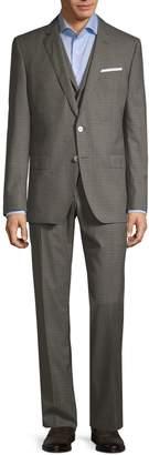 HUGO BOSS Classic-Fit Wool Suit